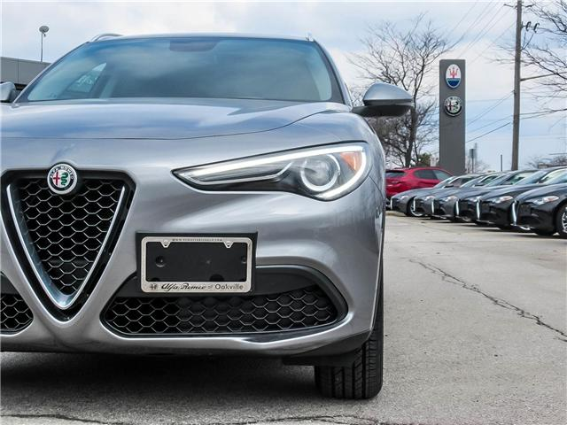 2018 Alfa Romeo Stelvio Base (Stk: 152ARSERVICE) in Oakville - Image 27 of 30