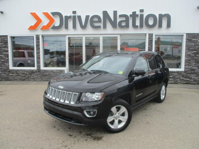 2017 Jeep Compass Sport/North (Stk: B1724) in Prince Albert - Image 1 of 22