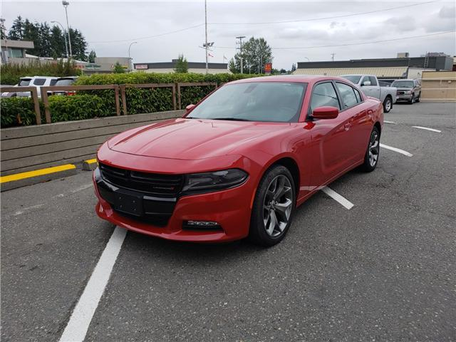 2017 Dodge Charger SXT (Stk: G0032) in Abbotsford - Image 1 of 19