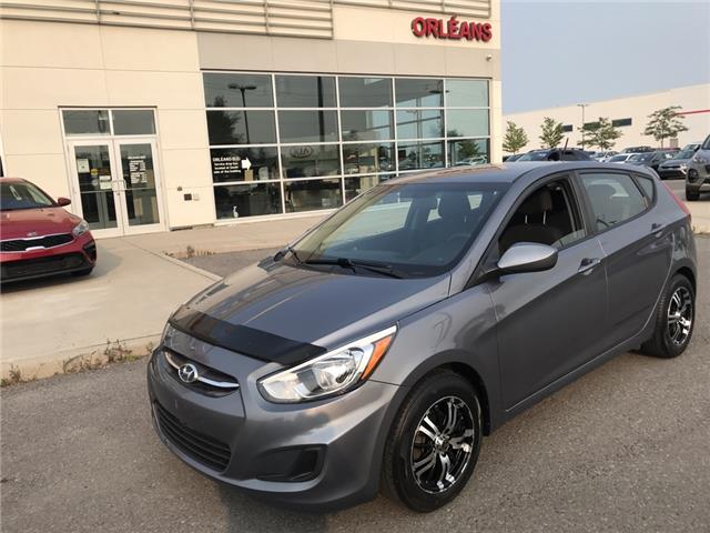 2017 Hyundai Accent L (Stk: 2561A) in Orléans - Image 1 of 13