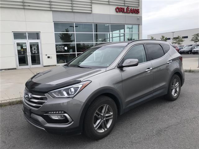 2017 Hyundai Santa Fe Sport 2.4 Premium (Stk: 2563A) in Orléans - Image 1 of 10