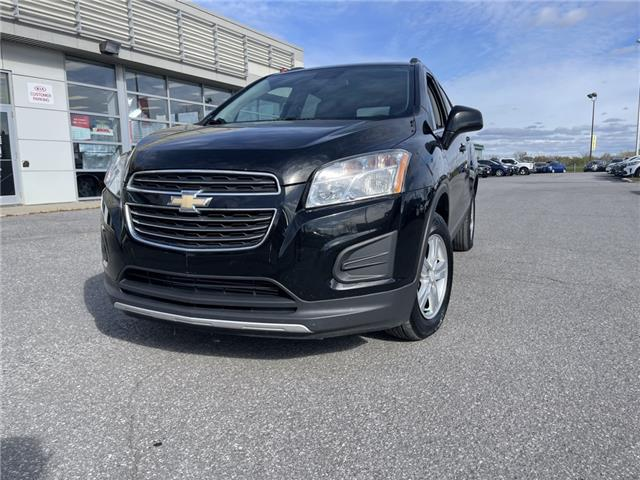 2016 Chevrolet Trax LT (Stk: W1092) in Gloucester - Image 1 of 18