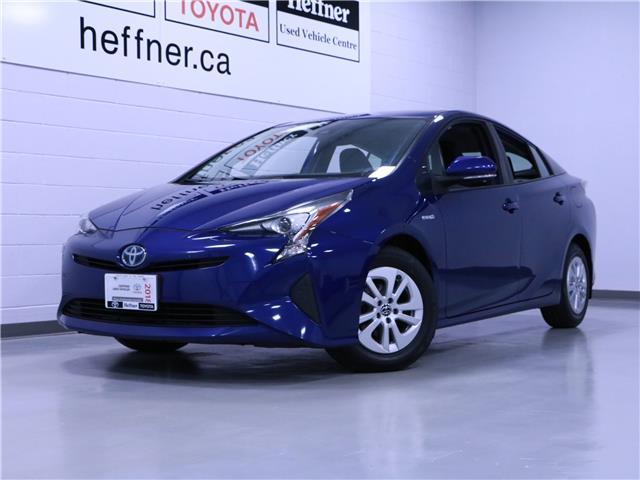 2018 Toyota Prius Base (Stk: 215743) in Kitchener - Image 1 of 23