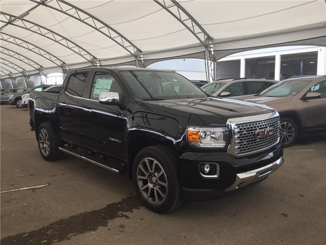 2018 GMC Canyon Denali (Stk: 166825) in AIRDRIE - Image 1 of 19