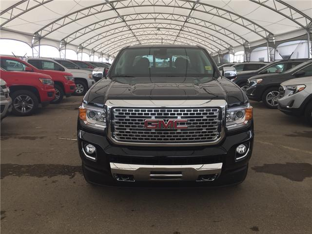 2018 GMC Canyon Denali (Stk: 166825) in AIRDRIE - Image 2 of 19
