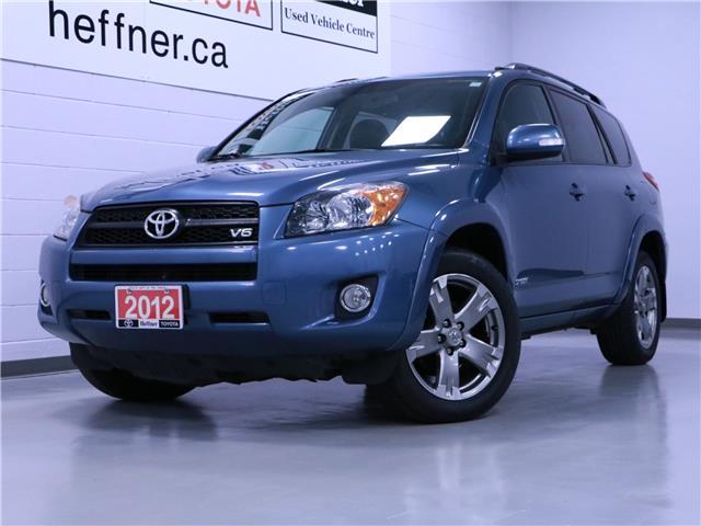 2012 Toyota RAV4 Sport V6 (Stk: 215684) in Kitchener - Image 1 of 22