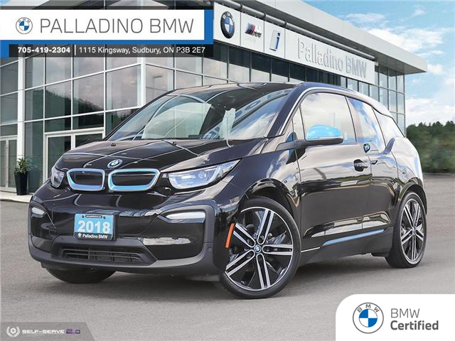 2018 BMW i3 Base w/Range Extender (Stk: 0023D) in Sudbury - Image 1 of 32