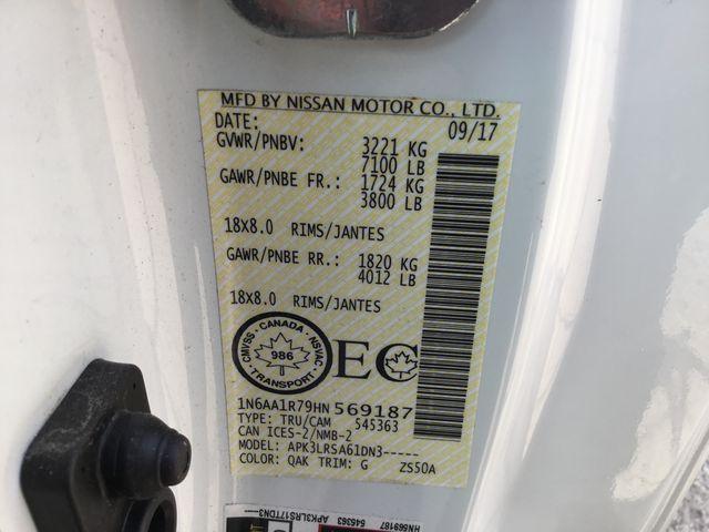 2017 Nissan Titan S (Stk: A6555) in Hamilton - Image 14 of 25