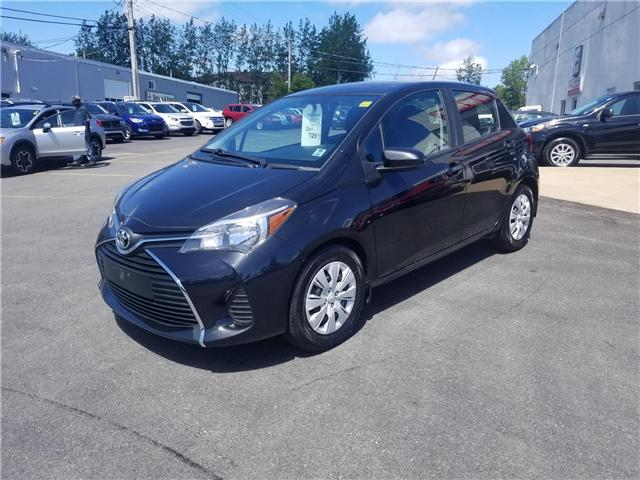 2015 Toyota Yaris L 5-Door AT (Stk: p18-110) in Dartmouth - Image 1 of 8