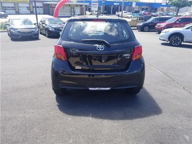 2015 Toyota Yaris L 5-Door AT (Stk: p18-110) in Dartmouth - Image 2 of 8