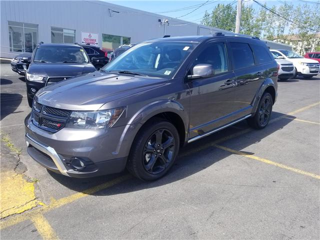 2018 Dodge Journey Crossroad AWD (Stk: p18-137) in Dartmouth - Image 1 of 13
