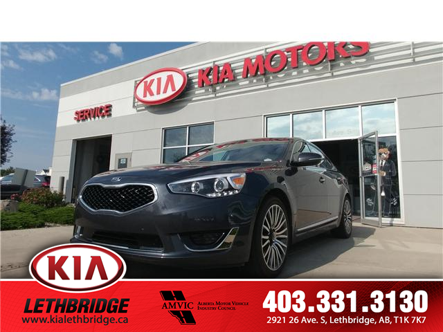 2016 Kia Cadenza Tech (Stk: 8CD1048A) in Lethbridge - Image 1 of 20