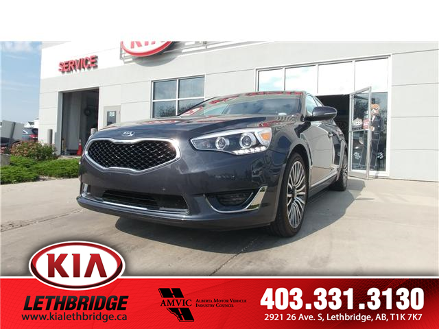 2016 Kia Cadenza Tech (Stk: 8CD1048A) in Lethbridge - Image 2 of 20