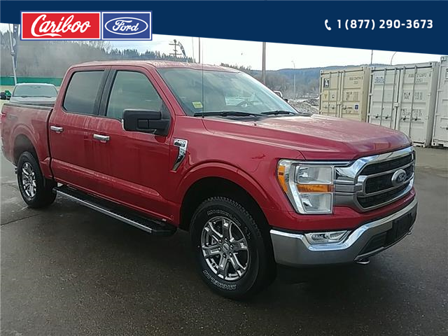 2021 Ford F-150 XLT (Stk: 21T011) in Quesnel - Image 1 of 17
