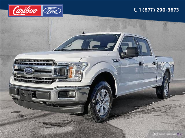 2020 Ford F-150 XLT (Stk: 9884) in Quesnel - Image 1 of 24