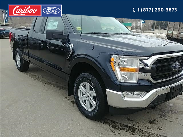 2021 Ford F-150 XLT (Stk: 21T029) in Quesnel - Image 1 of 15