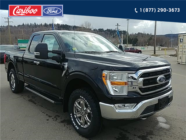 2021 Ford F-150 XLT (Stk: 21T031) in Quesnel - Image 1 of 14