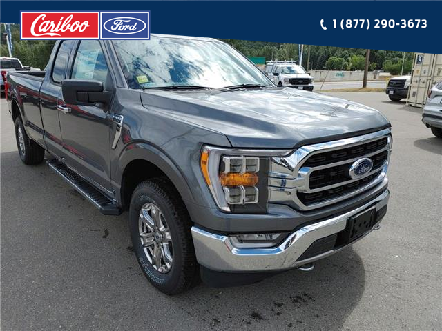 2021 Ford F-150 XLT (Stk: 21T084) in Quesnel - Image 1 of 14