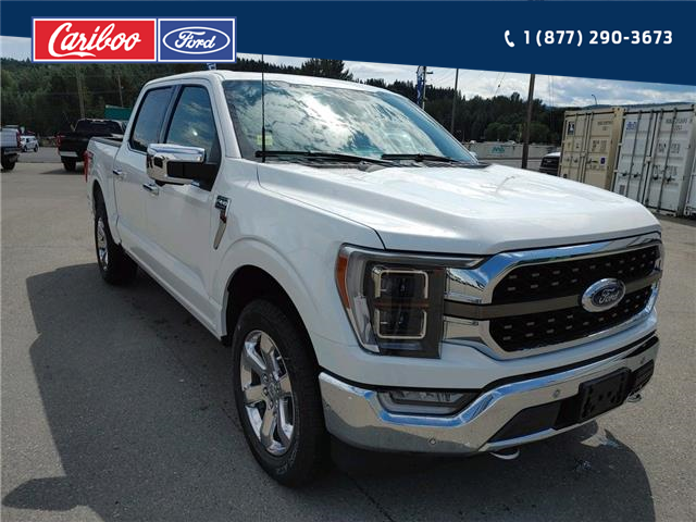 2021 Ford F-150 King Ranch (Stk: 21T111) in Quesnel - Image 1 of 16