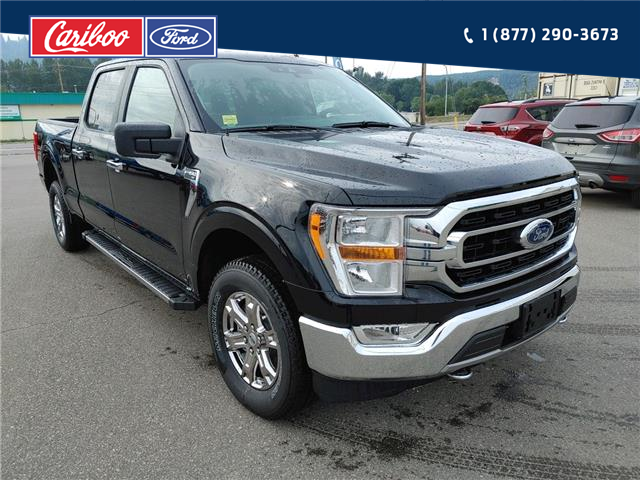 2021 Ford F-150 XLT (Stk: 21T117) in Quesnel - Image 1 of 14