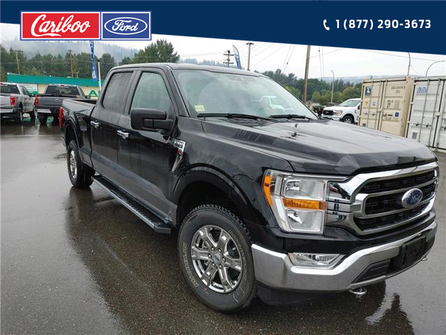 2021 Ford F-150 XLT (Stk: 21T063) in Quesnel - Image 1 of 15