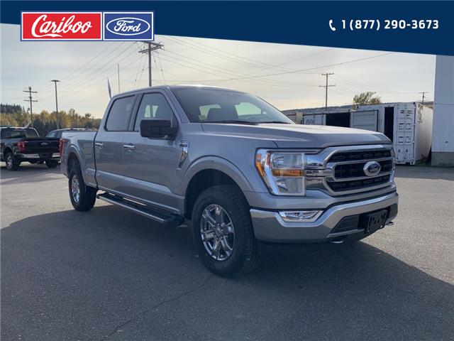 2021 Ford F-150 XLT (Stk: 21T058) in Quesnel - Image 1 of 14