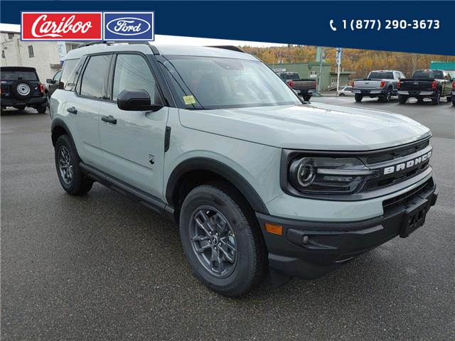 2021 Ford Bronco Sport Big Bend (Stk: 21T137) in Quesnel - Image 1 of 15
