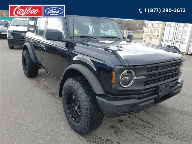 2021 Ford Bronco Base (Stk: 21T121) in Quesnel - Image 1 of 15