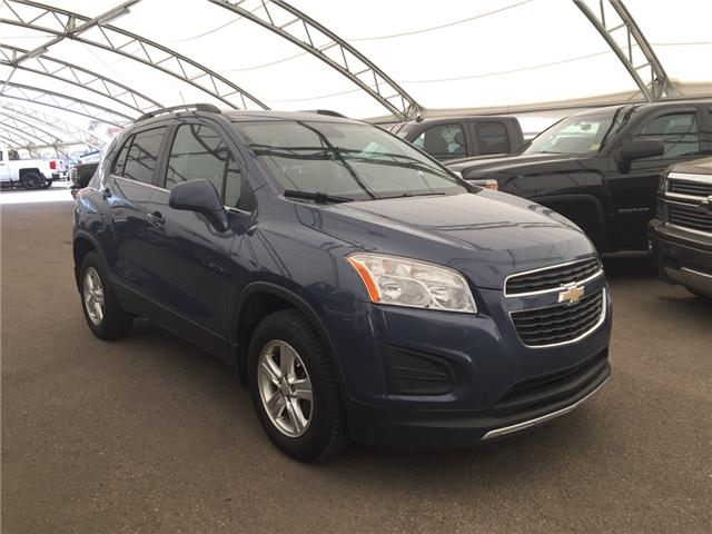 2013 Chevrolet Trax 1LT (Stk: 135399) in AIRDRIE - Image 1 of 15