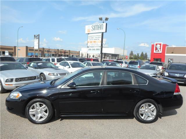 2011 Chevrolet Impala LT (Stk: CBK2478) in Regina - Image 1 of 15