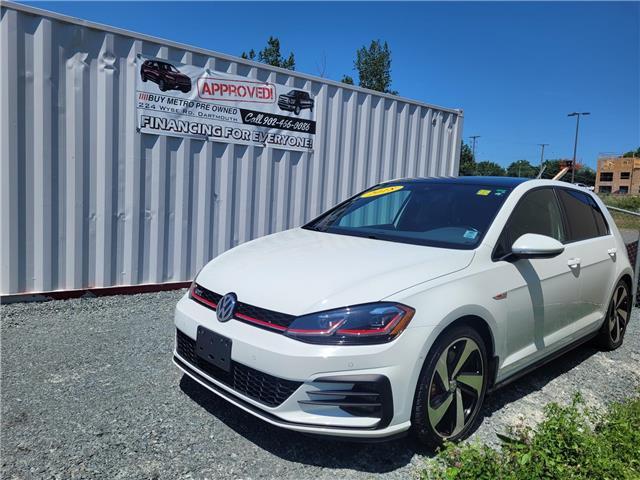 2018 Volkswagen GTI Autobahn 6A 4-Door (Stk: p20-269) in Dartmouth - Image 1 of 16