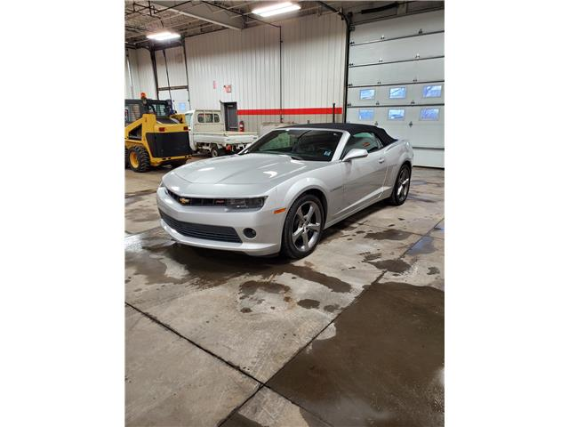 2014 Chevrolet Camaro Convertible 2LT (Stk: p21-152a) in Dartmouth - Image 1 of 13
