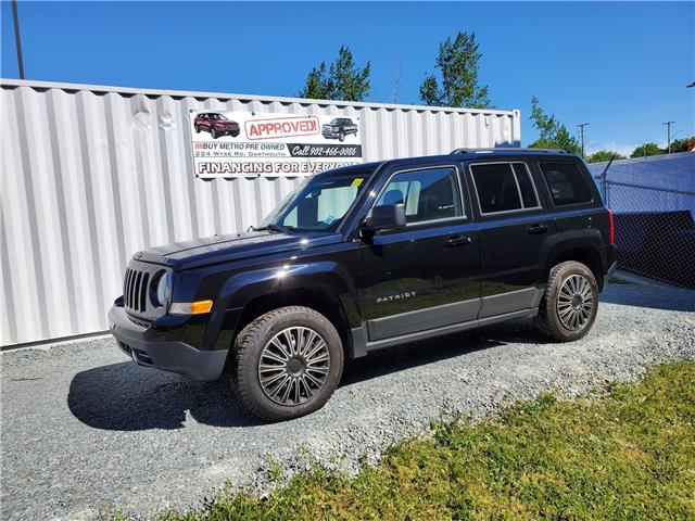 2015 Jeep Patriot Sport 4WD (Stk: p20-352a) in Dartmouth - Image 1 of 16