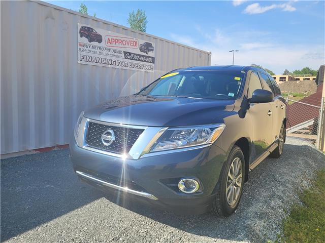 2016 Nissan Pathfinder SV 4WD (Stk: p21-123) in Dartmouth - Image 1 of 13