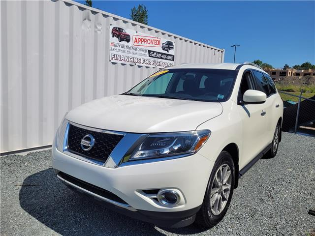 2016 Nissan Pathfinder SV 4WD (Stk: p21-129) in Dartmouth - Image 1 of 15