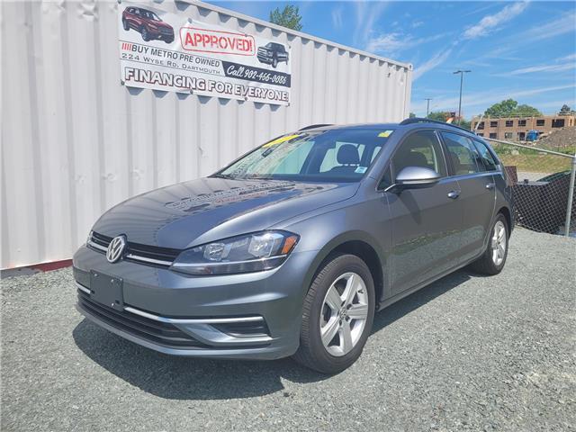 2019 Volkswagen Golf Sportwagon 1.4T S 4Motion 6A (Stk: p21-144) in Dartmouth - Image 1 of 18