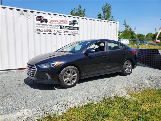 2018 Hyundai Elantra Limited (Stk: p21-155) in Dartmouth - Image 1 of 14