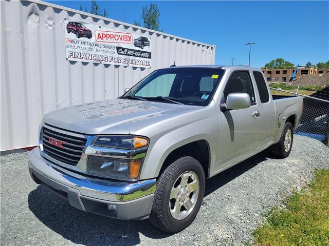 2011 GMC Canyon SLT Ext. Cab 2WD (Stk: p21-160) in Dartmouth - Image 1 of 12