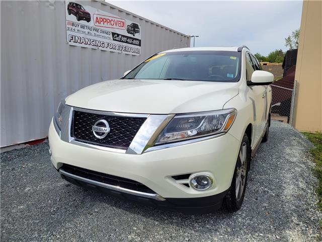 2016 Nissan Pathfinder SV 4WD (Stk: p21-165) in Dartmouth - Image 1 of 12