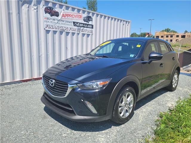 2016 Mazda CX-3 Touring AWD (Stk: p21-190) in Dartmouth - Image 1 of 12