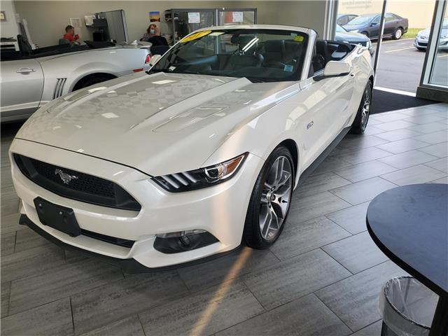 2017 Ford Mustang GT Premium Convertible (Stk: p21-203) in Dartmouth - Image 1 of 15