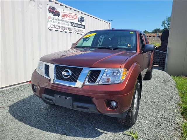2017 Nissan Frontier SV Crew Cab LWB 5AT 4WD (Stk: p21-210) in Dartmouth - Image 1 of 15