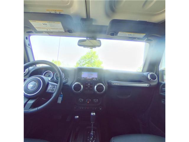 2018 Jeep Wrangler JK Unlimited Sahara (Stk: U1324) in Hamilton - Image 25 of 28