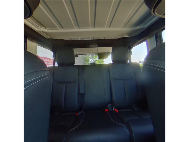 2018 Jeep Wrangler JK Unlimited Sahara (Stk: U1324) in Hamilton - Image 27 of 28