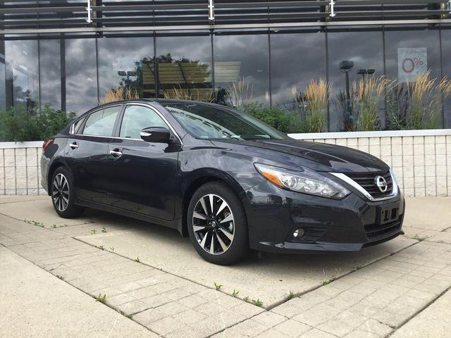 2018 Nissan Altima 2.5 SL Tech