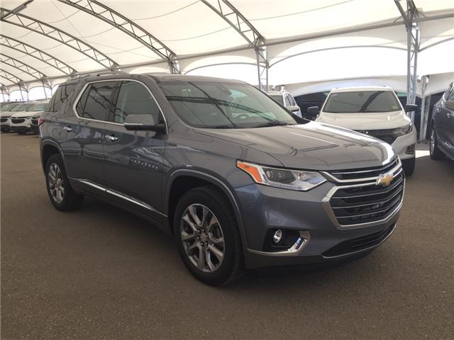 2019 Chevrolet Traverse Premier (Stk: 166403) in AIRDRIE - Image 1 of 25