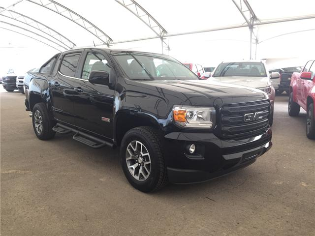 2018 GMC Canyon SLE (Stk: 166931) in AIRDRIE - Image 1 of 20