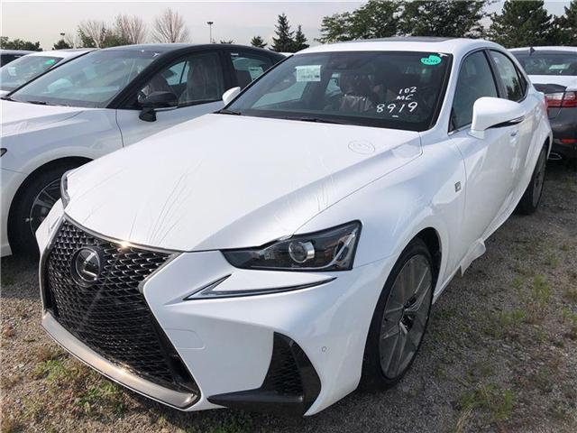 2018 Lexus IS 350 Base (Stk: 15973) in Brampton - Image 1 of 5