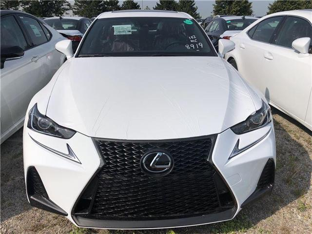 2018 Lexus IS 350 Base (Stk: 15973) in Brampton - Image 2 of 5