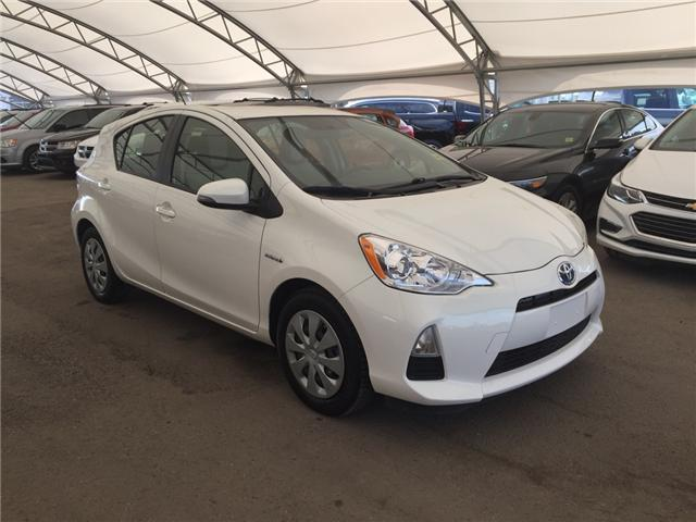 2013 Toyota Prius c  (Stk: 166557) in AIRDRIE - Image 1 of 19